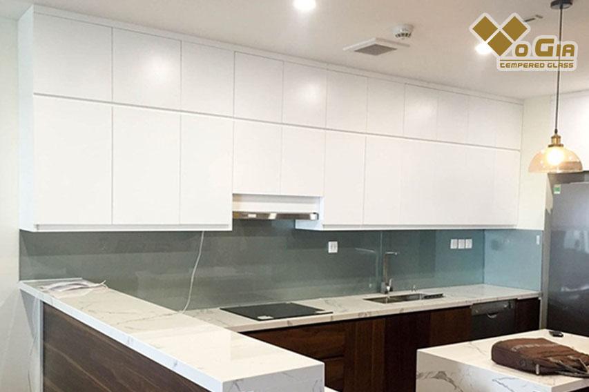 Sản phẩm mang đến sự sang trọng, đẳng cấp cho không gian căn bếp nhà bạn