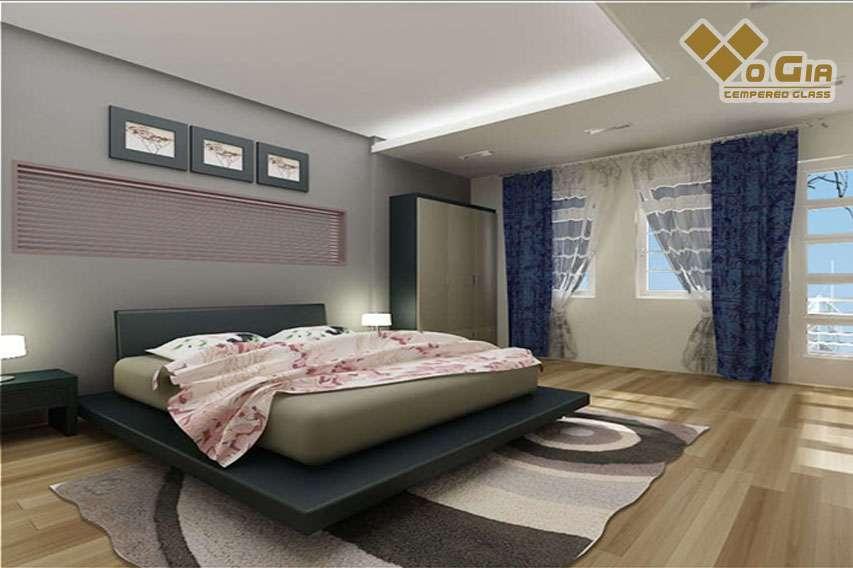 Ứng dụng trần thạch cao trong phòng ngủ