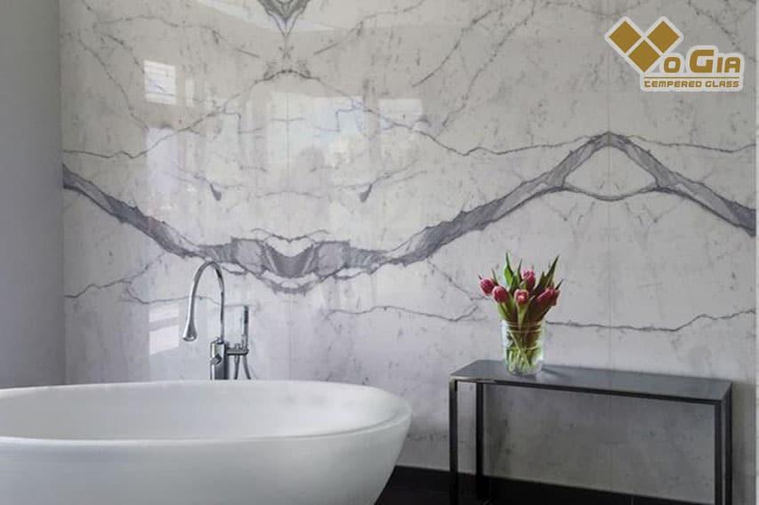 Đá hoa cương granite ốp tường