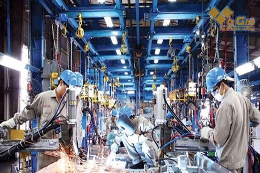 Gia công cơ khí chuyên nghiệp, đảm bảo sản phẩm đều đạt tiêu chuẩn chất lượng sau khi hoàn thành