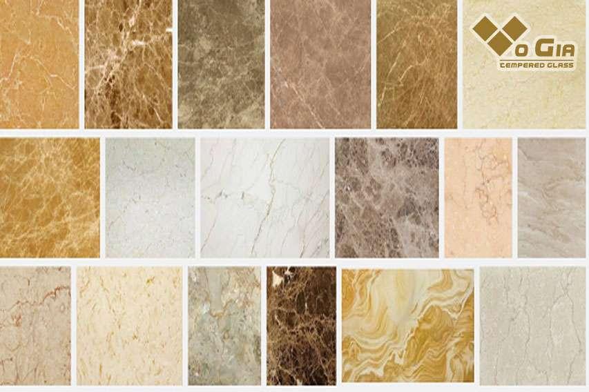 Chủng loại đá hoa cương Granite đa dạng mang đến nhiều sự lựa chọn
