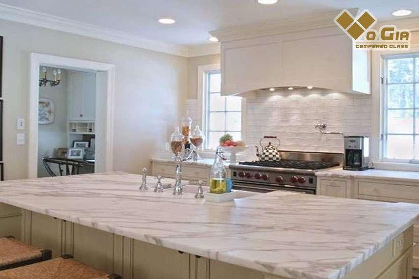 Dịch vụ thi công ốp lát đá hoa cương Granite đảm bảo nhất