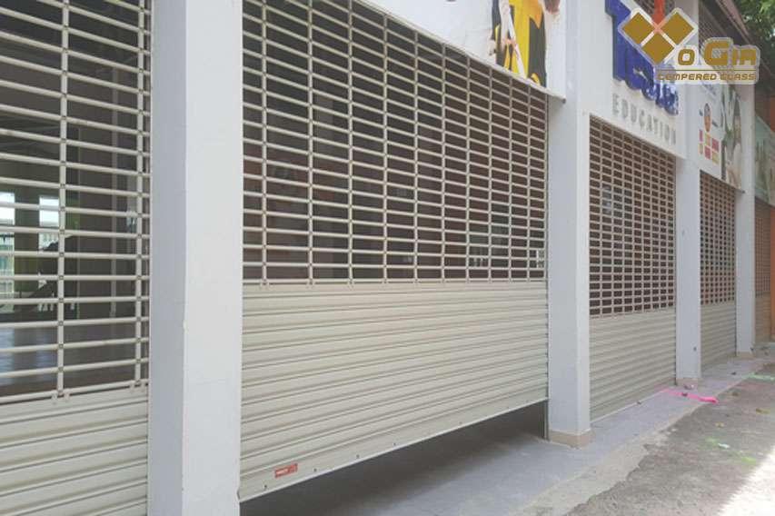 Các loại cửa cuốn thuộc các thương hiệu khác nhau sẽ có mức giá khác nhau