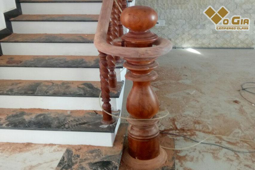 Cầu thang đẹp phải có sự hài hòa với không gian kiến trúc