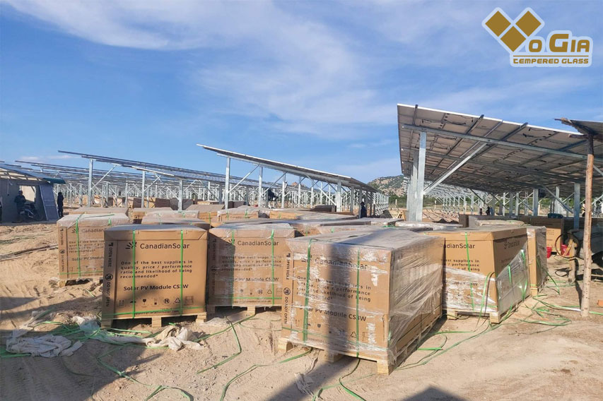 Điện năng lượng mặt trời - giải pháp năng lượng hoàn hảo