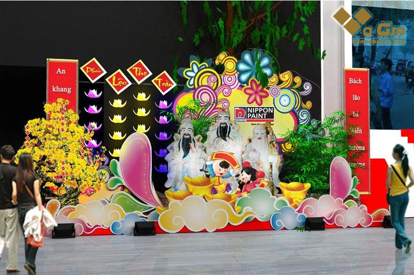 Hình ảnh trang trí nổi bật giúp tăng doanh thu tại Dịch vụ trang trí Đà Nẵng