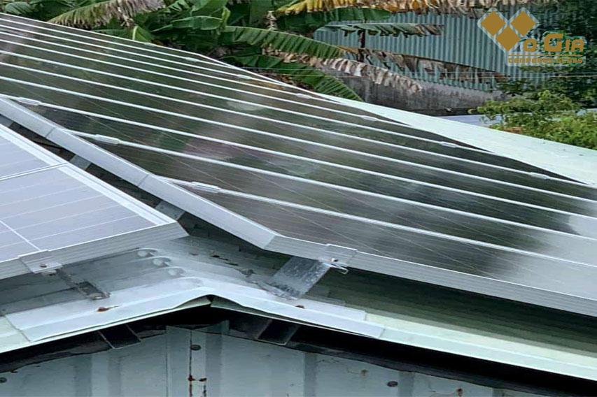 Hệ thống năng lượng mặt trời giúp tiết kiệm chi phí sử dụng
