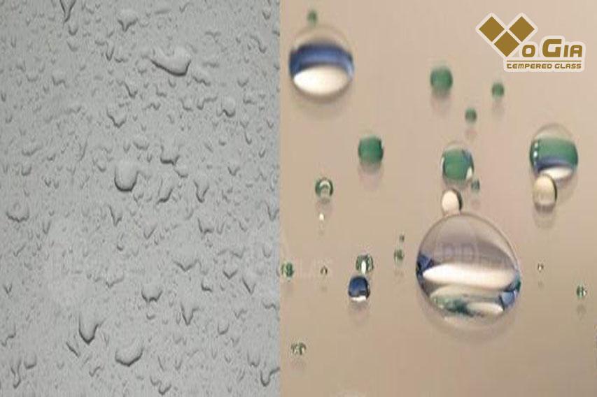 Chất liệu chống bám bụi, hơi nước
