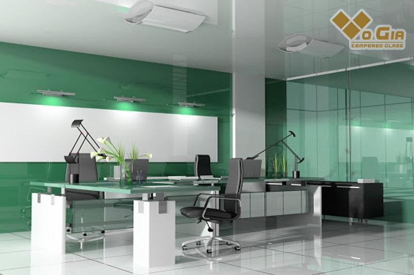 Tạo không gian đặc trưng cho văn phòng