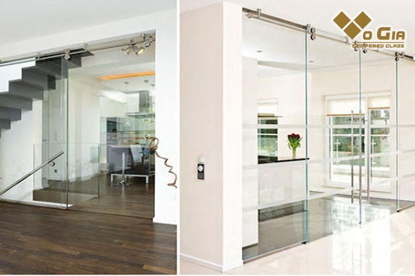 Cách nhiệt và âm tốt cho không gian trong nhà. Địa chỉ uy tín phân phối cửa kính cường lực tại Đà Nẵng