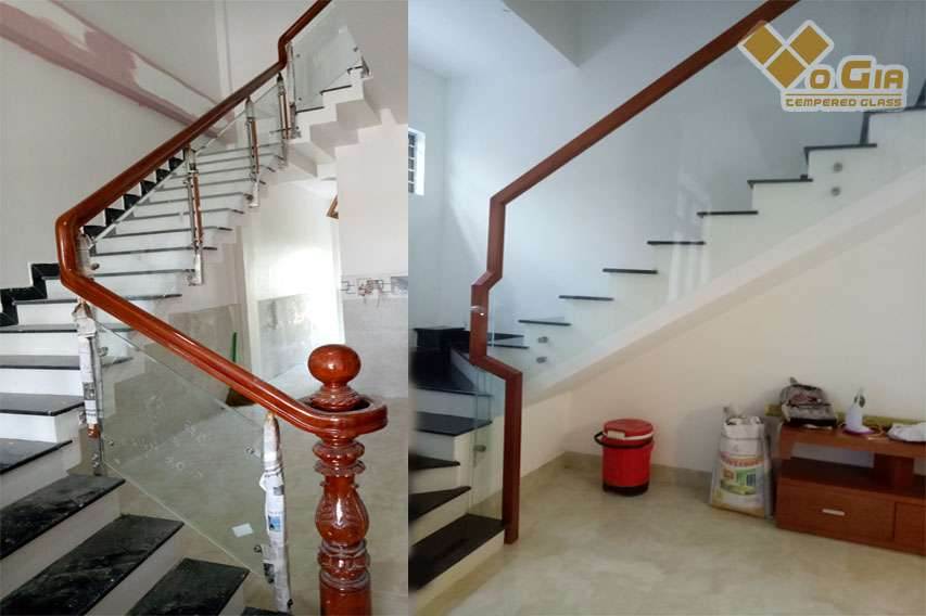Bạn có thể lắp đặt loại cầu thang này cho nhà riêng cũng như không gian kinh doanh